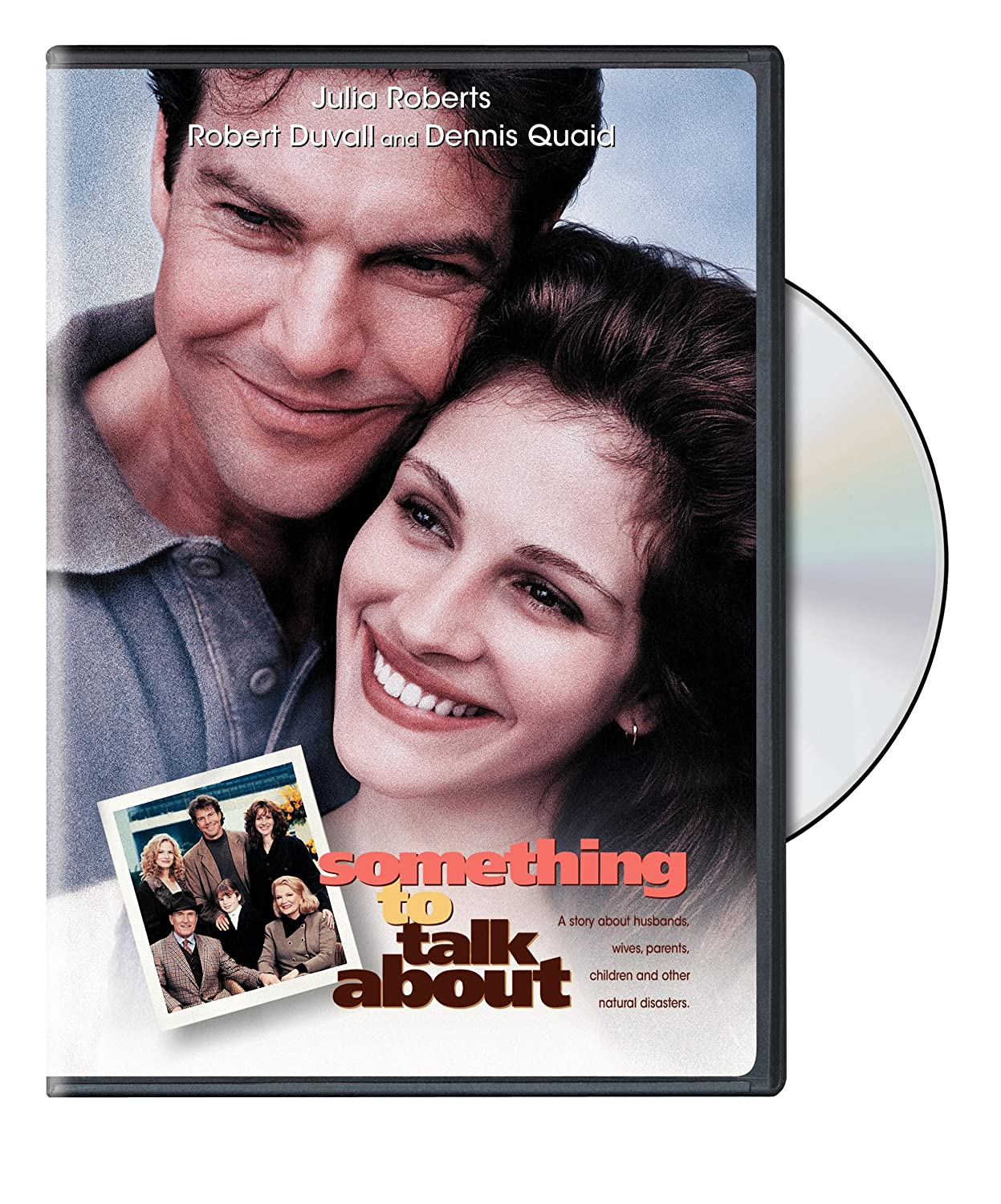 Something to talk about - DVD /plast/