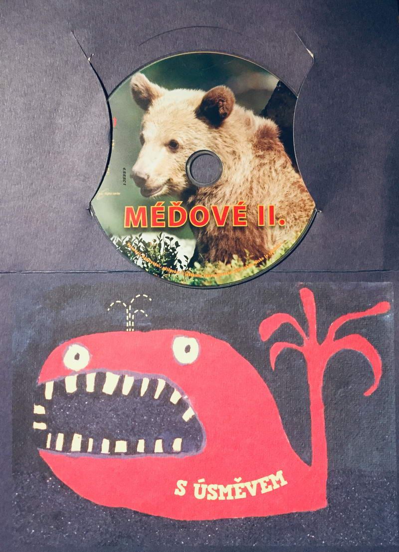 Méďové II - DVD /dárkový obal/