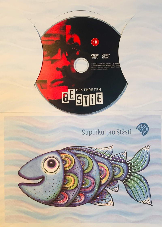 Bestie / Postmortem - DVD /dárkový obal/