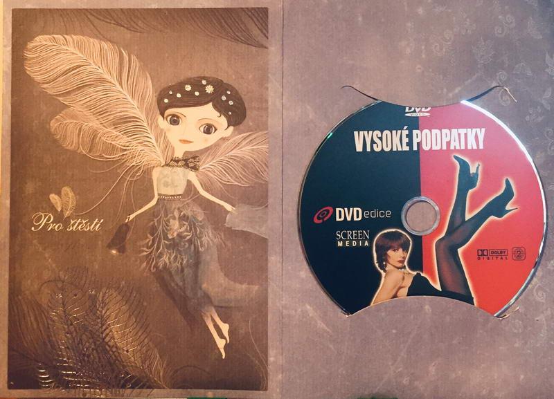 Vysoké podpatky - DVD /dárkový obal/