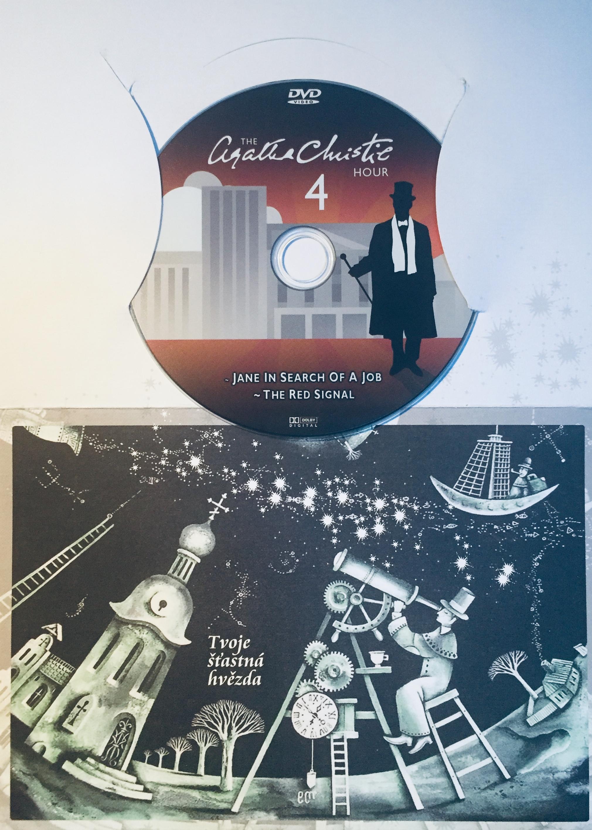 The Agatha Christie hour 4 - DVD /dárkový obal/