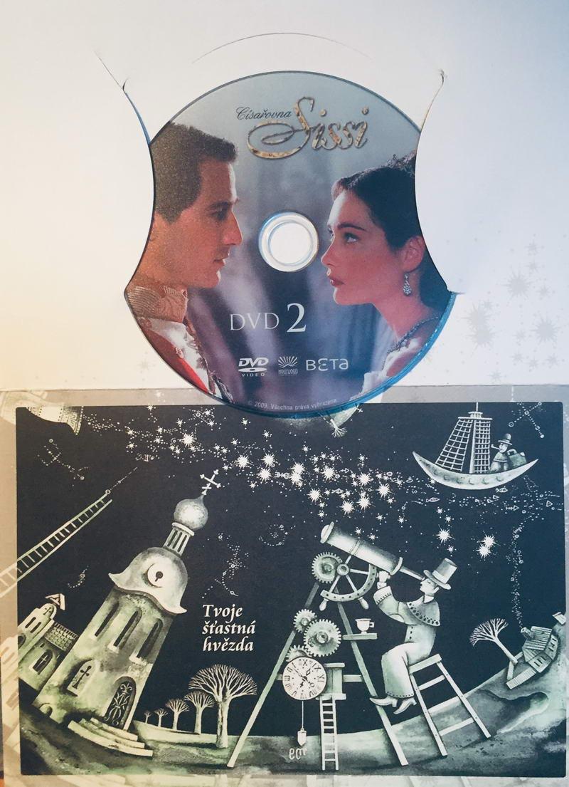 Císařovna Sissi 2 - DVD /dárkový obal/