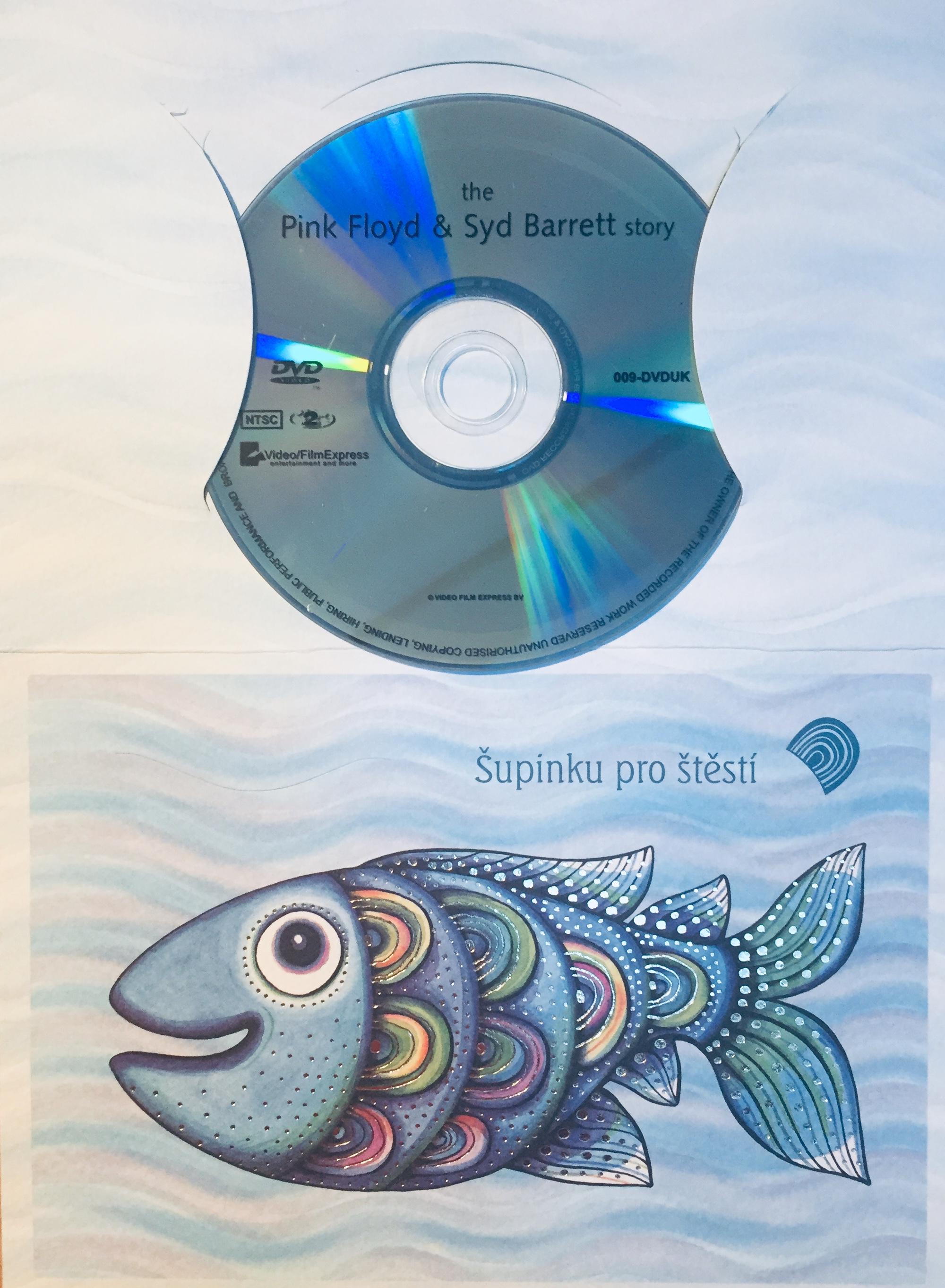 The Pink Floyd & Syd Barrett story - DVD /dárkový obal/