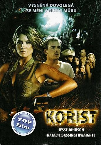 Kořist ( pošetka ) DVD