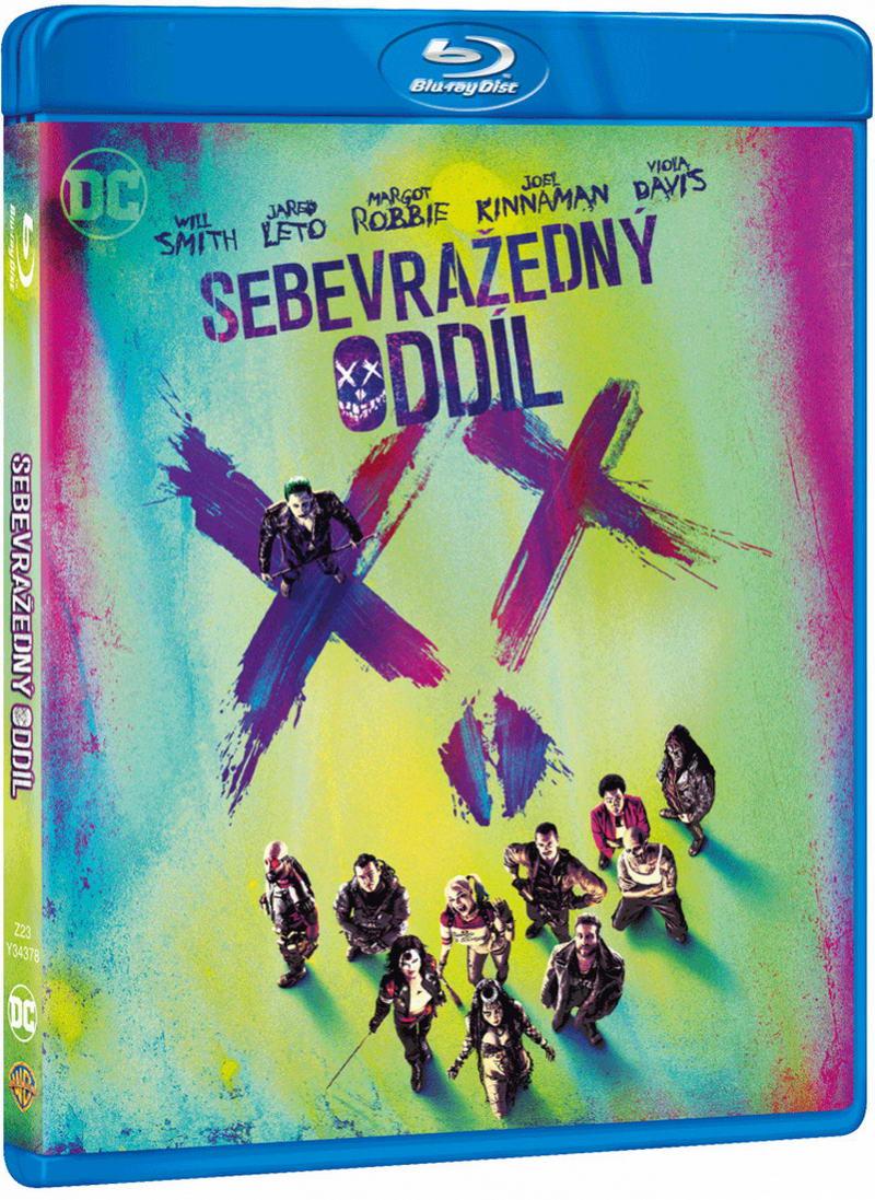 Sebevražedný oddíl (Blu-ray)