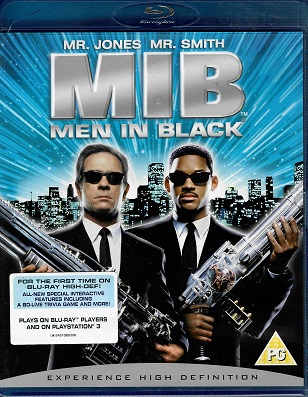 Men in black ( blu-ray )