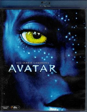 Avatar ( blu-ray )