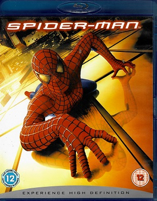 Spider-man ( blu-ray )