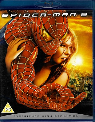 Spider-man 2 ( blu-ray )