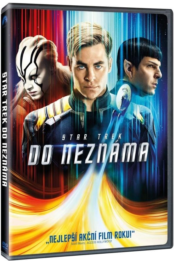 Star Trek: Do neznáma ( plast ) DVD