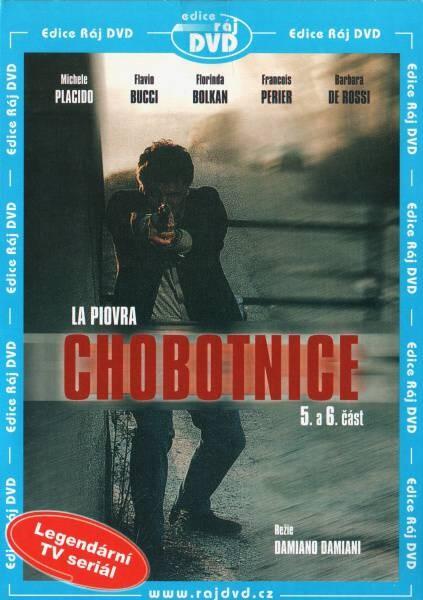 Chobotnice 5. a 6.část - DVD