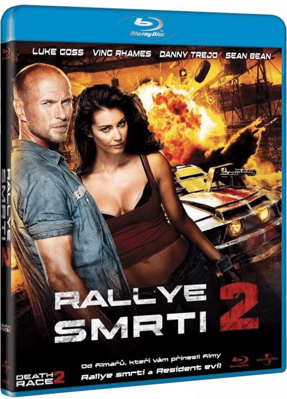 Rallye smrti 2 - Blu-ray Disc