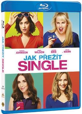 Jak přežít single - Blu-ray Disc