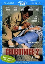 Chobotnice 2 - 3. a 4.část - DVD