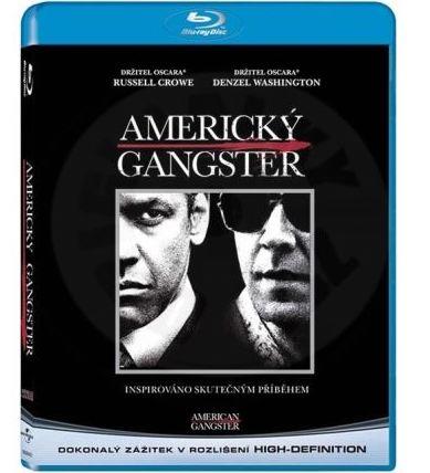 Americký gangster - Blu-ray Disc