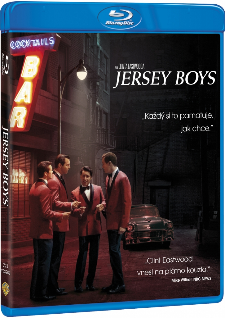Jersey Boys - Blu-ray Disc