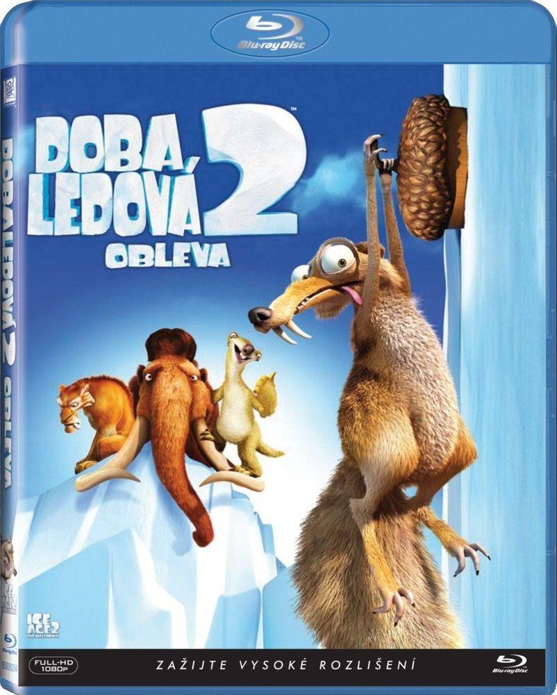 Doba ledová 2 - Obleva - Blu-ray Disc