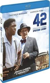 42 - pravdivý příběh sportovní legendy - Blu-ray Disc