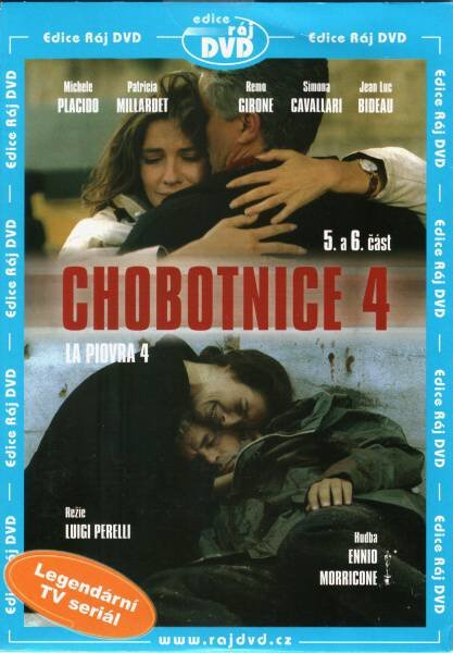 Chobotnice 4 - 5. a 6.část - DVD