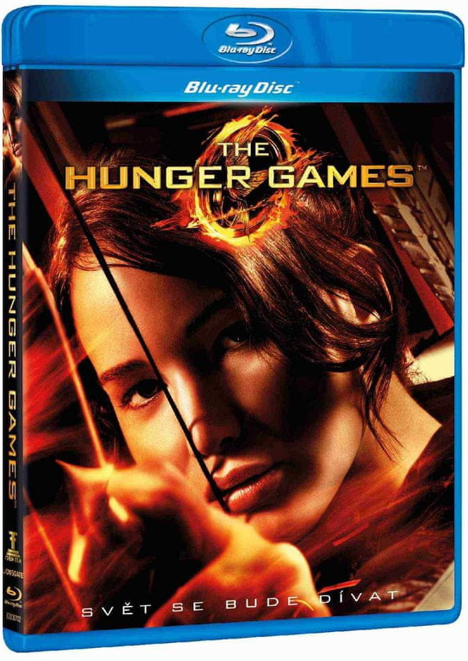 Hunger Games ( blu-ray )