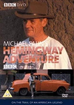 Michael Palin - Hemingway Adventure - DVD /plast/