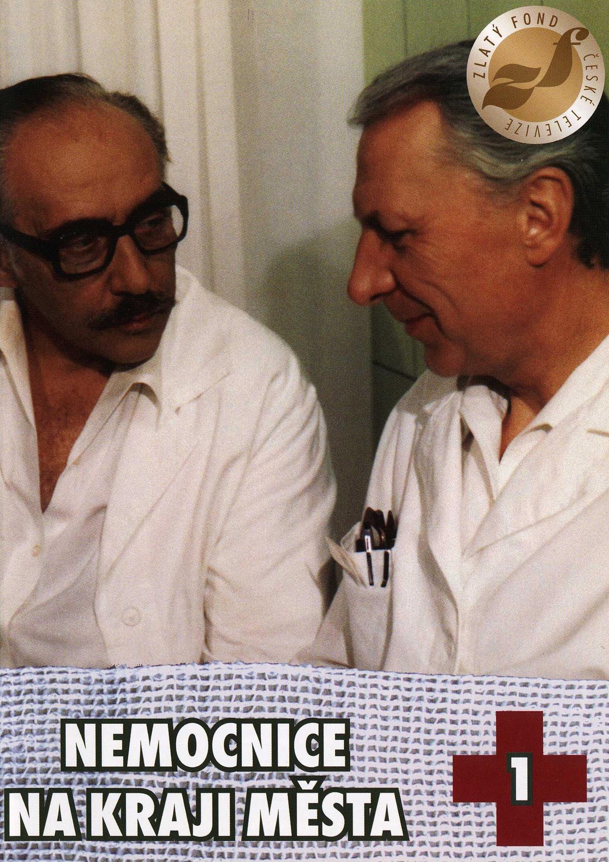 Nemocnice na kraji města 1 - DVD /plast/