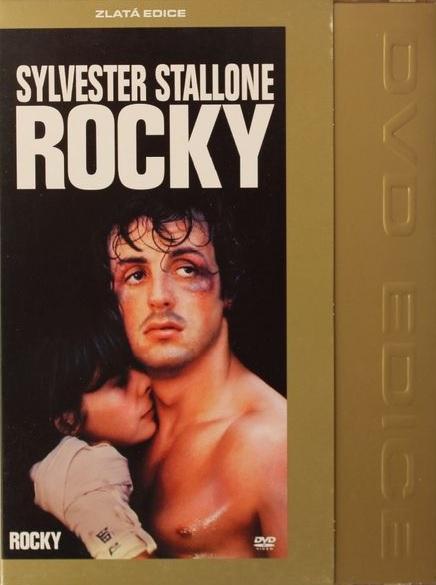 Rocky - Zlatá edice - DVD /digipack/