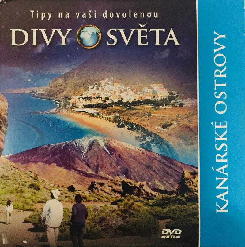 Divy světa - Kanárské ostrovy - DVD /pošetka malá/
