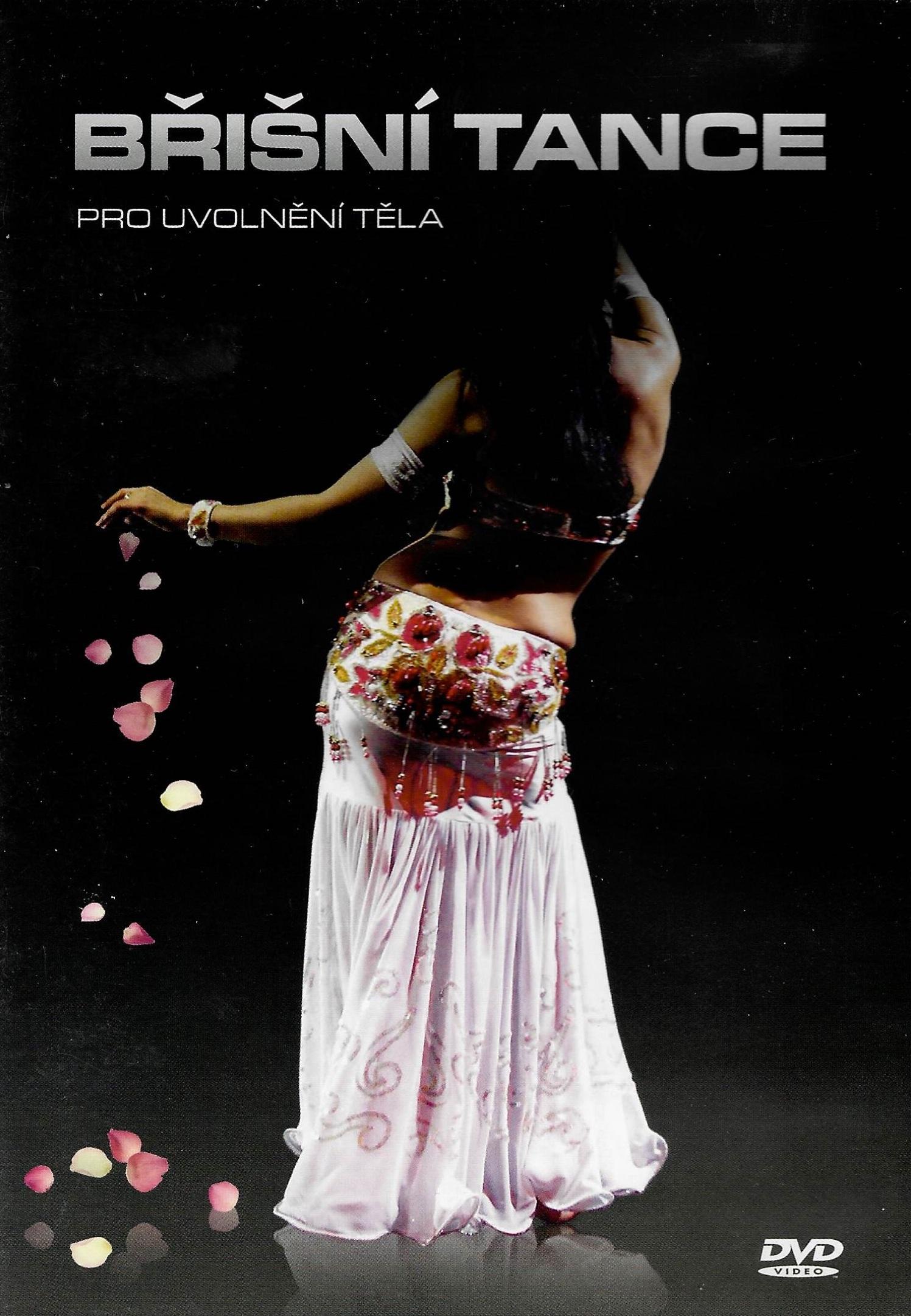 Břišní tance pro uvolnění těla - DVD /pošetka/