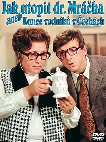 Jak utopit dr. Mráčka aneb konec vodníků v Čechách - DVD /pošetka/