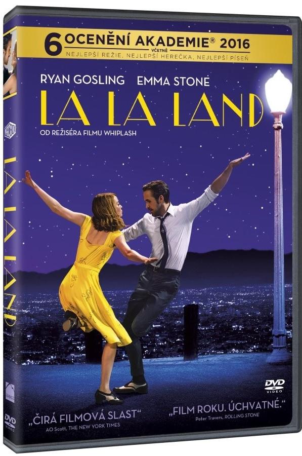La La Land ( plast ) DVD