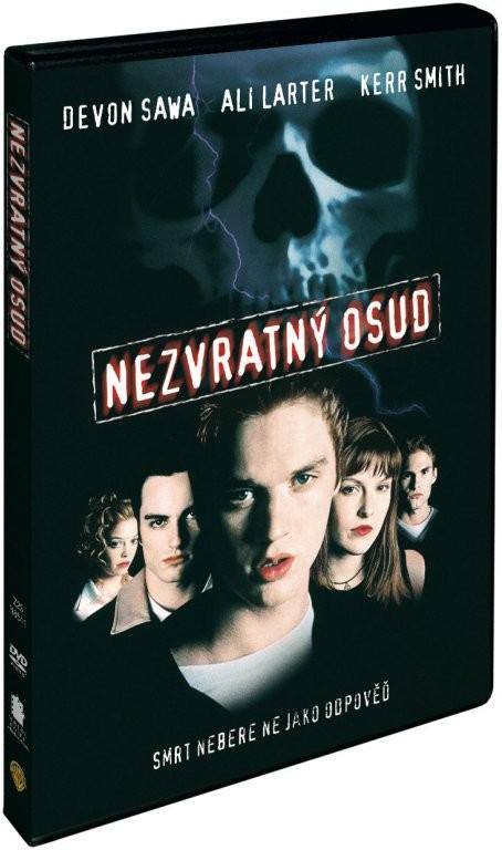 Nezvratný osud ( plast ) DVD