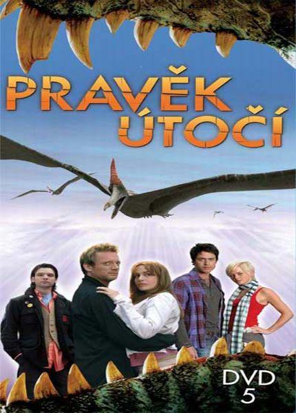 Pravěk útočí 5 - DVD