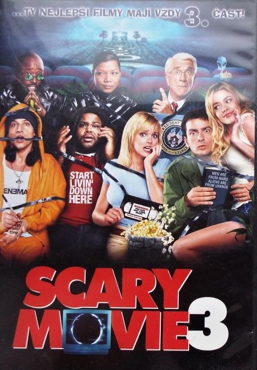 Scary Movie 3 - DVD /plast/