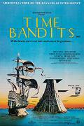 Time bandits ( Zloději času) - DVD plast v původním znění bez CZ titulků