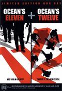 Ocean's Eleven and Ocean's twelve - 2 DVD plast ( v původním znění bez CZ titulků)