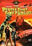 The people that time forgot - DVD plast ( v původním znění bez CZ titulků)