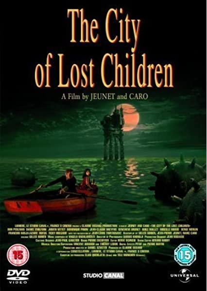 The City of Lost Children - DVD plast