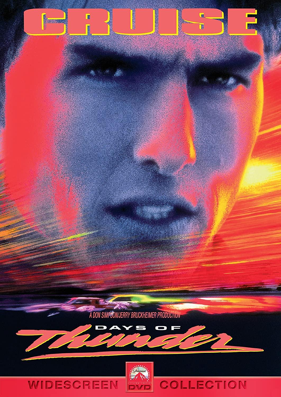 Days of Thunder / Bouřlivé dny - DVD /plast/