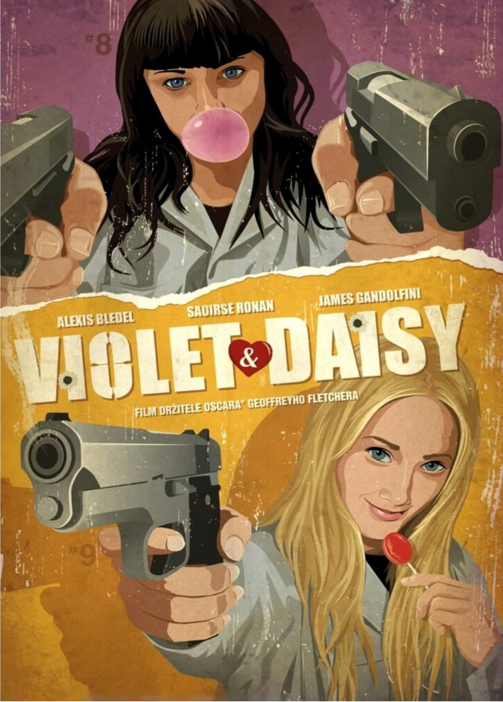 Violet & Daisy - DVD /slim v šubru/