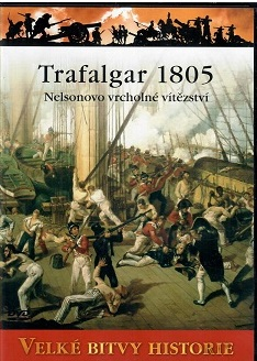 Velké bitvy historie - Trafalgar 1805 -  DVD /slim/