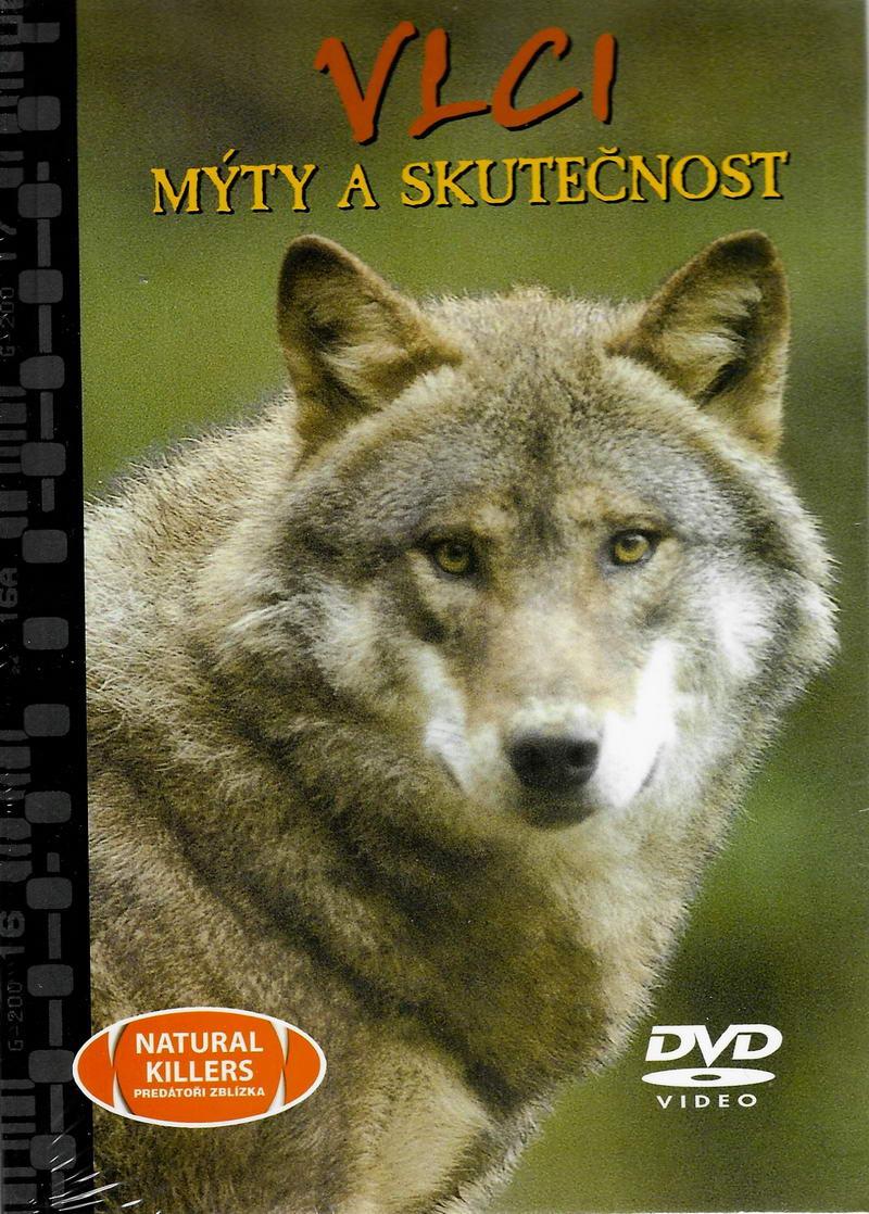 Vlci - Mýty a skutečnosti - DVD+brožura