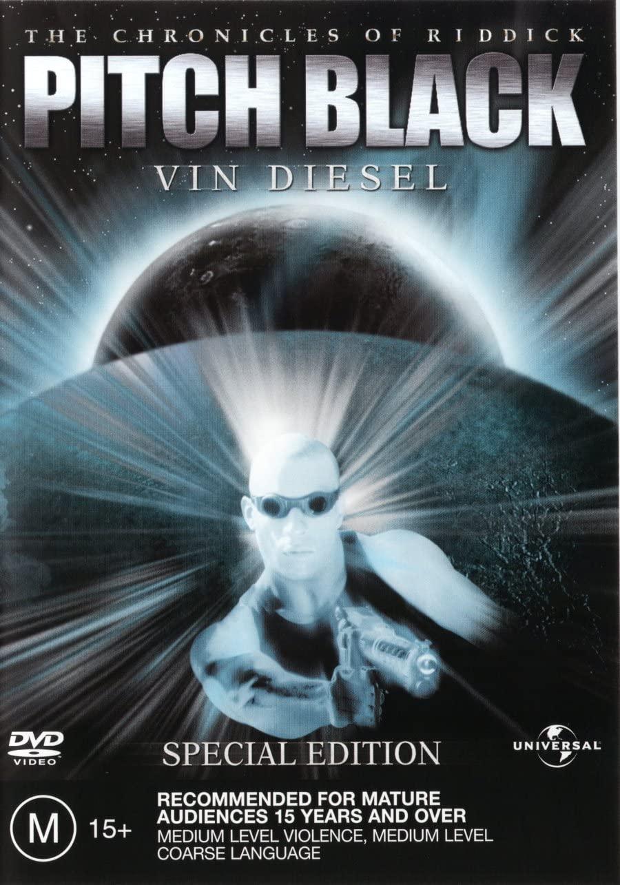 Pitch Black - Special Edition - v originálním znění bez CZ titulků - DVD /plast/