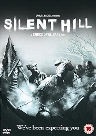 Silent Hill - v originálním znění bez CZ titulků - DVD /plast/
