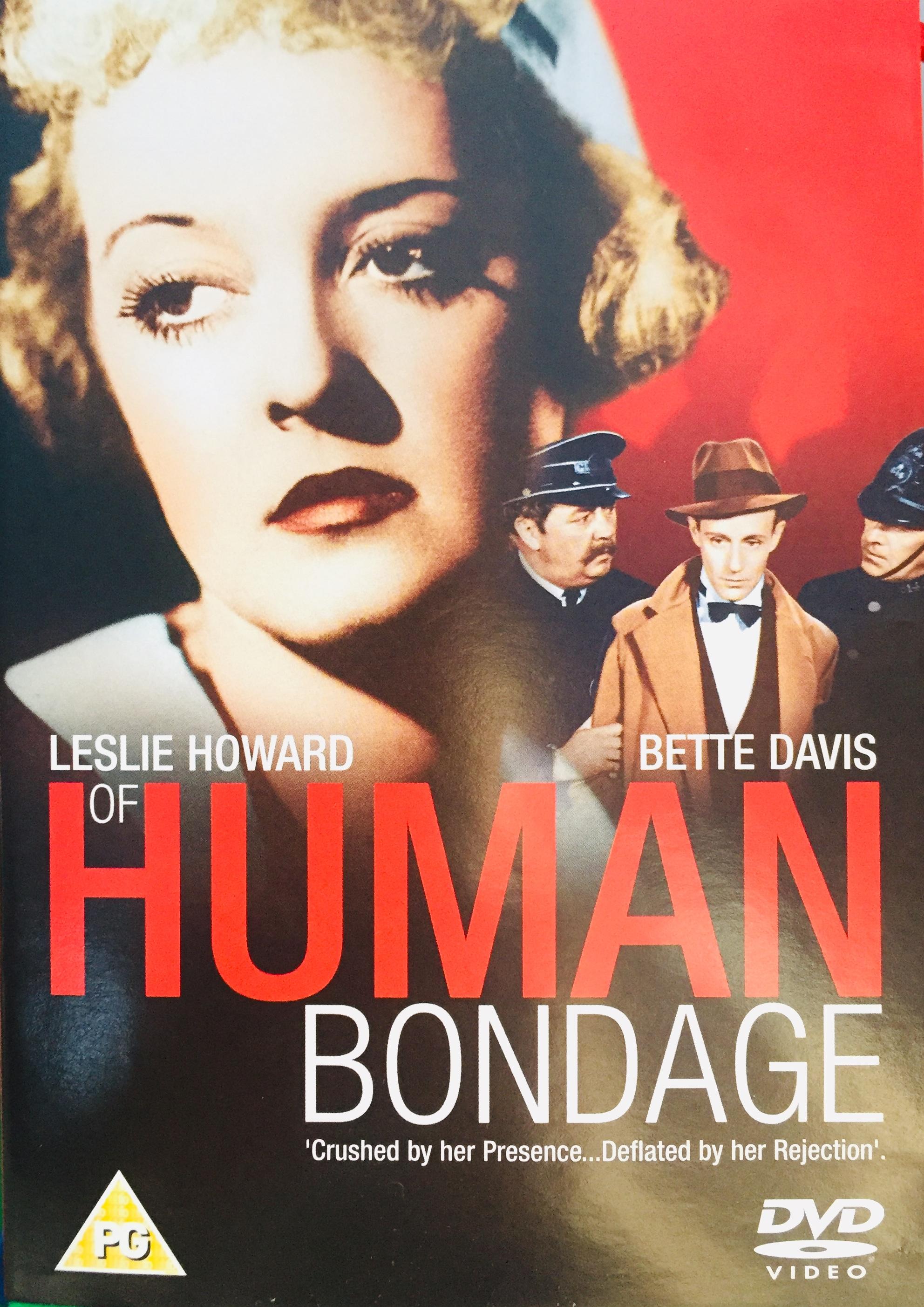 Of Human Bondage - v originálním znění bez CZ titulků - DVD /plast/