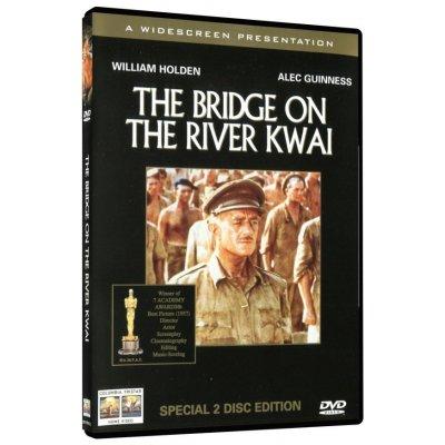 The Bridge on the River Kwai - Special 2 Disc Edition - v originálním znění s CZ titulky - 2xDVD /plast/