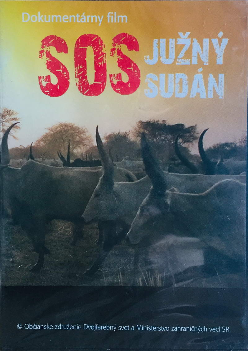 SOS Južný Súdán - ve slovenském jazyce - DVD /plast/