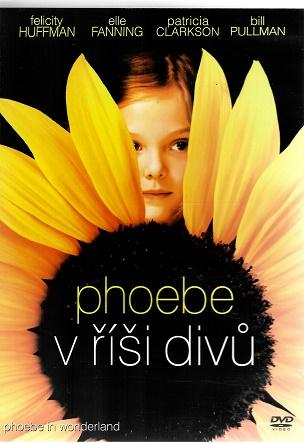 Phoebe v říši divů ( plast ) DVD
