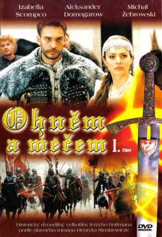 Ohněm a mečem I. - DVD
