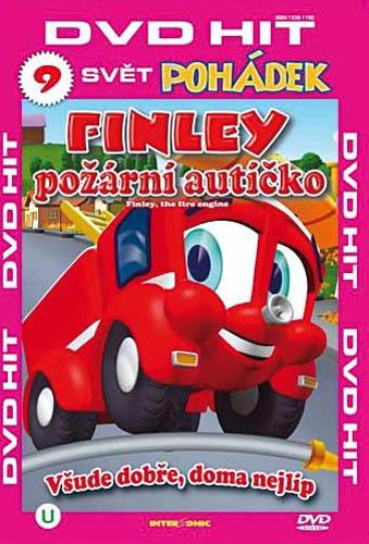 Finley - požární autíčko - 9 - DVD